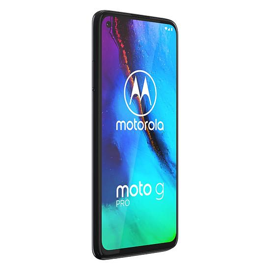 Smartphone et téléphone mobile Motorola Moto G Pro (bleu) - 128 Go - Autre vue