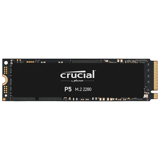 Disque SSD Crucial P5 - 2 To