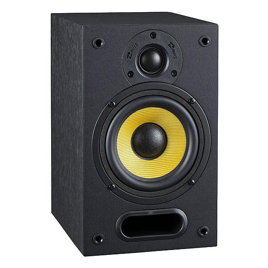 Enceintes HiFi / Home-Cinéma Davis Acoustics Mia 20 (la paire) - noir - Autre vue