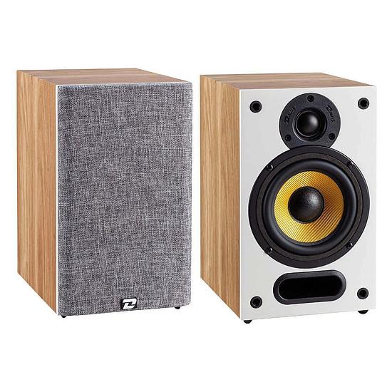 Enceintes HiFi / Home-Cinéma Davis Acoustics Mia 30 (la paire) - chêne clair