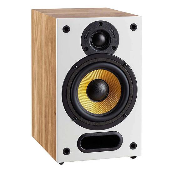 Enceintes HiFi / Home-Cinéma Davis Acoustics Mia 30 (la paire) - chêne clair - Autre vue