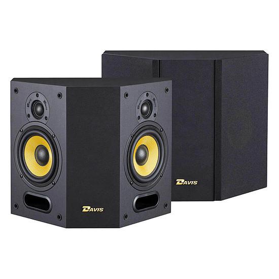 Enceintes HiFi / Home-Cinéma Davis Acoustics Mia 40 (la paire) - noir