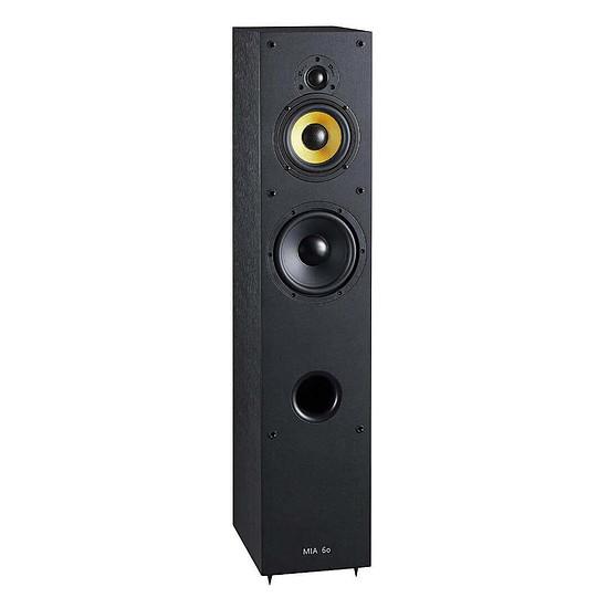 Enceintes HiFi / Home-Cinéma Davis Acoustics Mia 60 (la paire) - noir - Autre vue