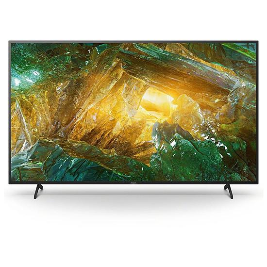 TV Sony KD43XH8096 BAEP - TV 4K UHD HDR - 108 cm - Autre vue