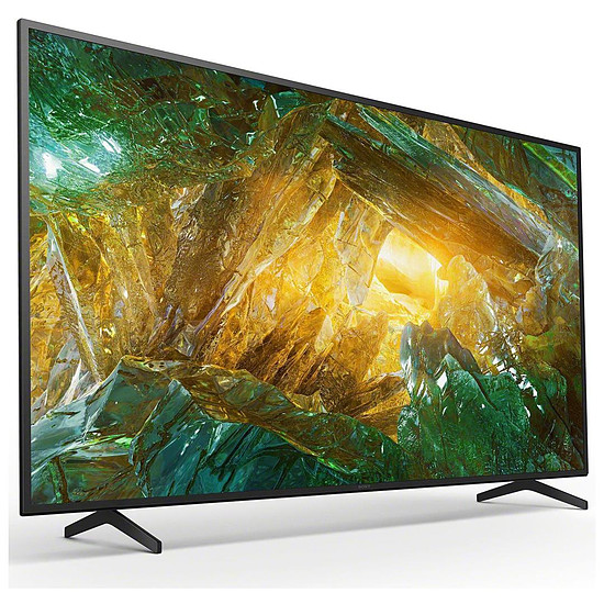 TV Sony KD55XH8096 BAEP - TV 4K UHD HDR - 139 cm - Autre vue