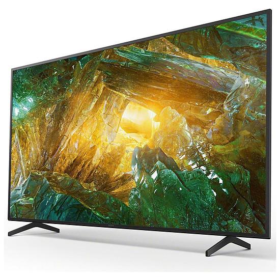 TV Sony KD65XH8096 BAEP - TV 4K UHD HDR - 164 cm