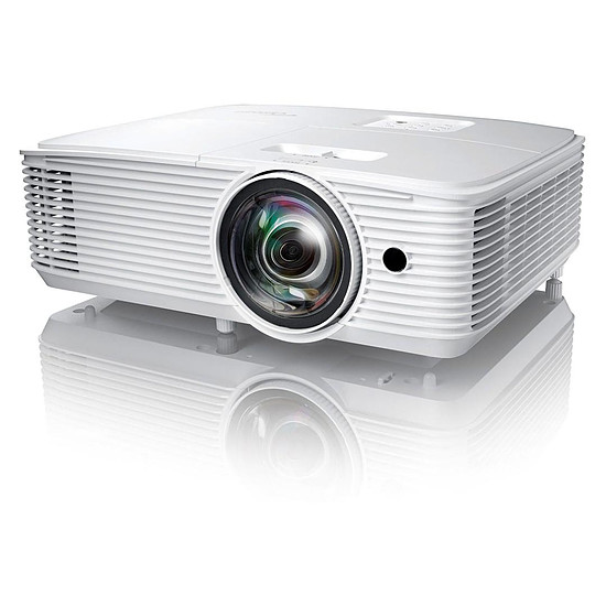 Vidéoprojecteur Optoma EH412ST - DLP Full HD - 4000 Lumens