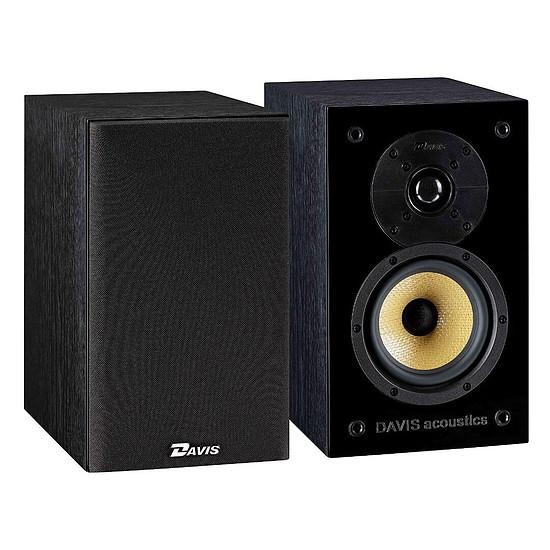 Enceintes HiFi / Home-Cinéma Davis Acoustics Balthus 30 (la paire) - frêne noir