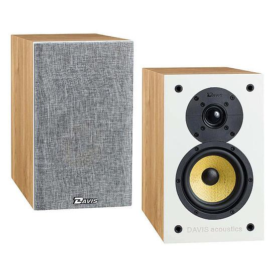 Enceintes HiFi / Home-Cinéma Davis Acoustics Balthus 30 (la paire) - chêne clair