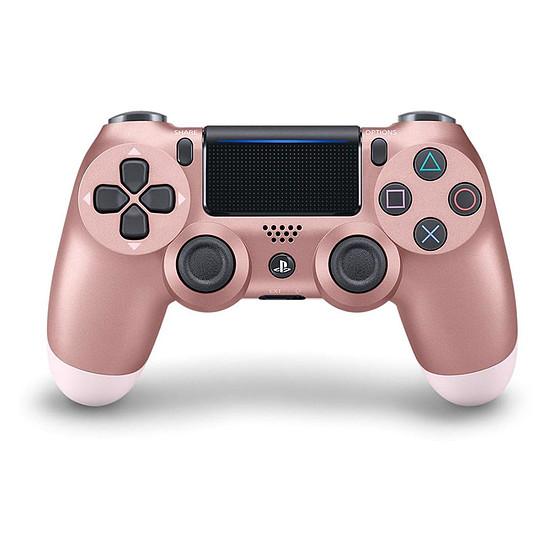 Manette de jeu Sony PS4 DualShock 4 v2 - Rose