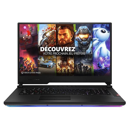 PC portable ASUS ROG STRIX SCAR 17 G732LWS-HG029T