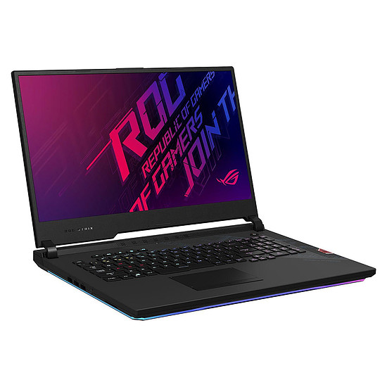 PC portable ASUS ROG STRIX SCAR 17 G732LXS-HG062T - Autre vue