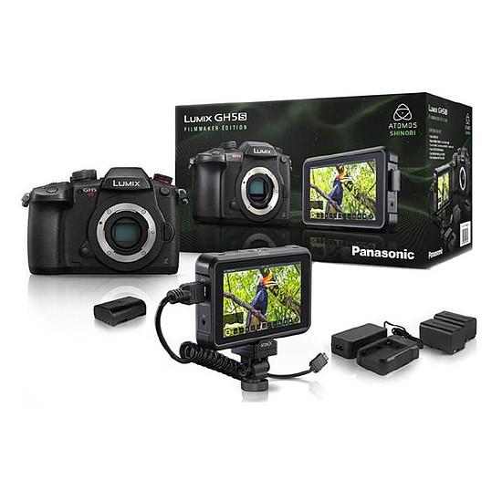 Appareil photo hybride Panasonic DC-GH5S FilmMaker Edition