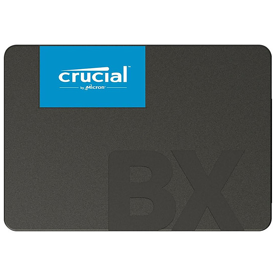 Disque SSD Crucial BX500 - 480 Go