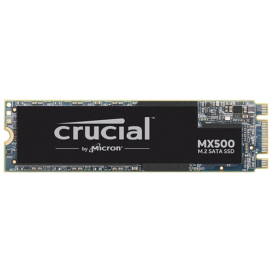 Disque SSD Crucial MX500 M.2 - 1 To