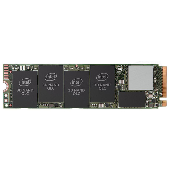 Disque SSD Intel 660P - 2 To