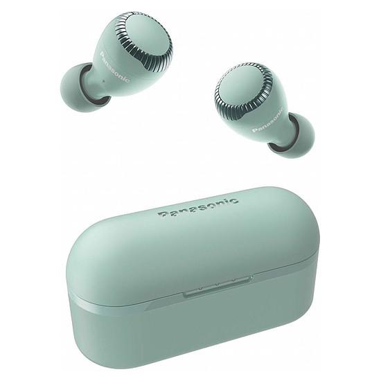 Casque Audio Panasonic RZ-S300W Vert avec boîtier de charge - Écouteurs sans fil