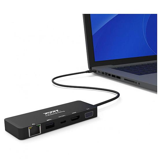 Station d'accueil PC portable Station d'accueil universelle de bureau USB-C 3.0 - Autre vue