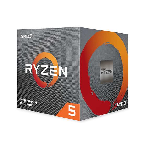 Processeur AMD Ryzen 5 3600XT