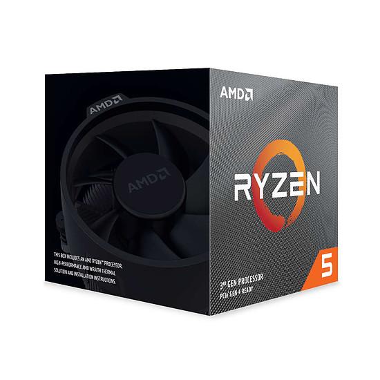 Processeur AMD Ryzen 5 3600XT - Autre vue