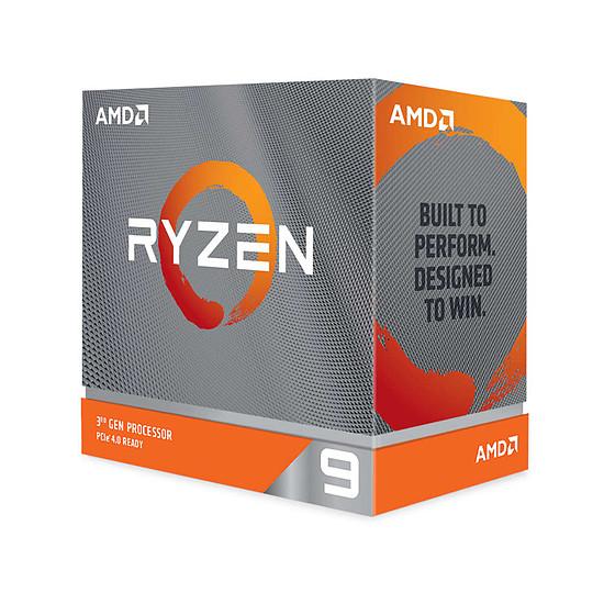 Processeur AMD Ryzen 9 3900XT