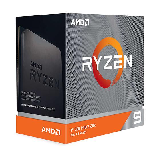 Processeur AMD Ryzen 9 3900XT - Autre vue