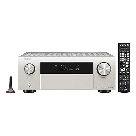 Ampli Home-Cinéma Denon AVC-X4700H Argent