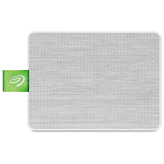 Disque dur externe Seagate Ultra Touch SSD Blanc - 500 Go