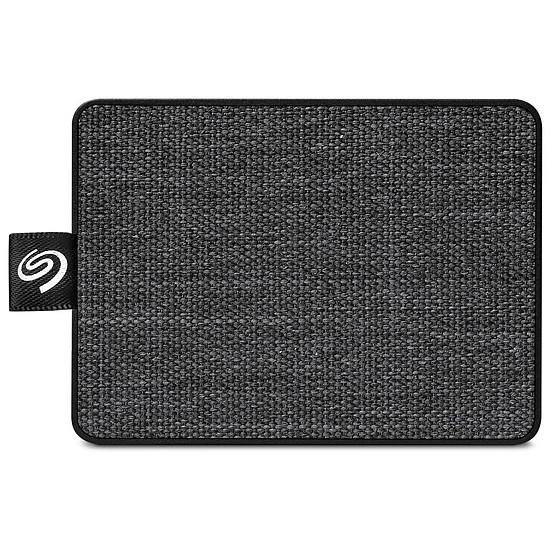 Disque dur externe Seagate One Touch SSD Noir - 500 Go