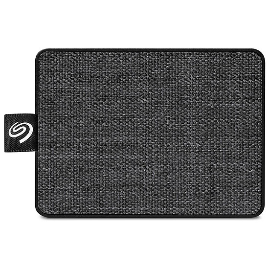 Disque dur externe Seagate One Touch SSD Noir - 1 To
