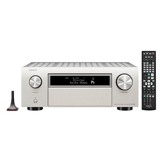 Ampli Home-Cinéma Denon AVC-X6700H Argent