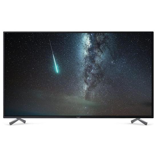 TV Sharp LC-49UI8652E - TV 4K UHD HDR - 123 cm