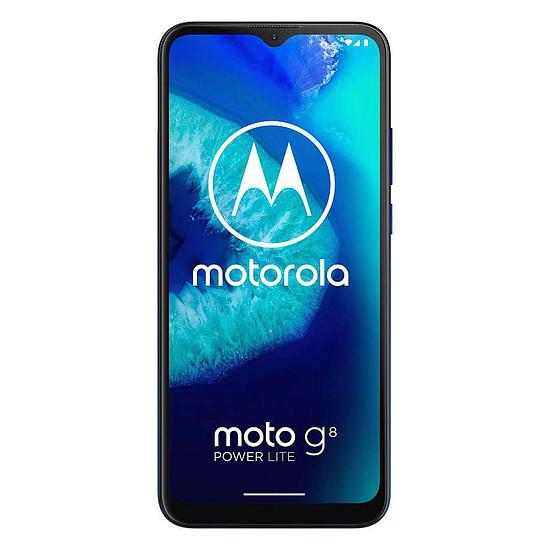 Smartphone et téléphone mobile Motorola Moto G8 Power Lite