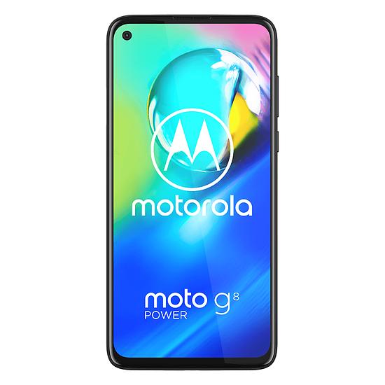Smartphone et téléphone mobile Motorola Moto G8 Power
