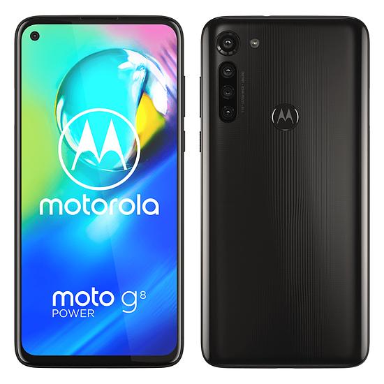 Smartphone et téléphone mobile Motorola Moto G8 Power - Autre vue
