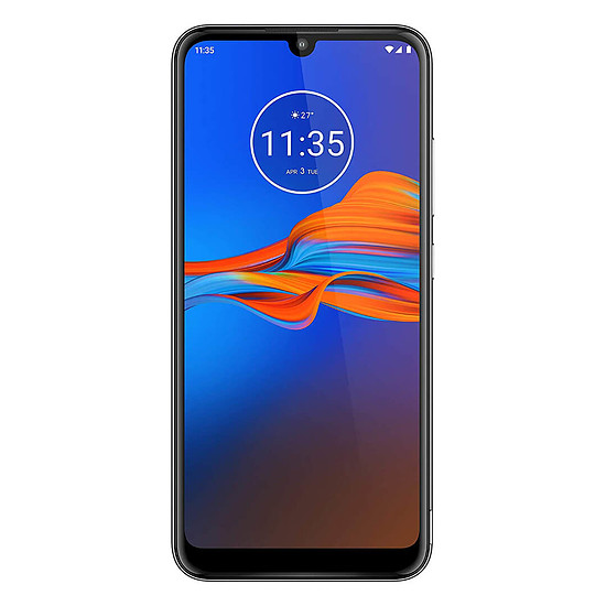 Smartphone et téléphone mobile Motorola Moto e6 Plus Gris