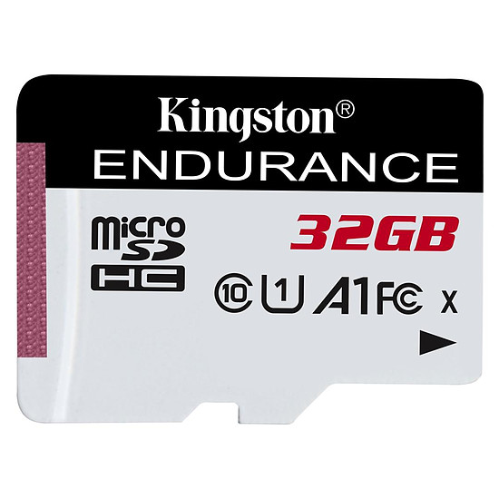 Carte mémoire Kingston Endurance SDCE/32GB