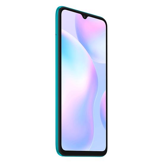 Smartphone et téléphone mobile Xiaomi Redmi 9A (vert iguane) - 32 Go
