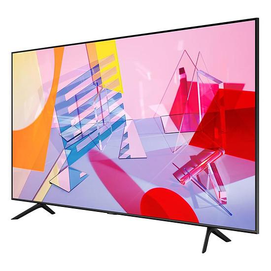 TV Samsung QE65Q60 T - TV QLED 4K UHD HDR - 163 cm