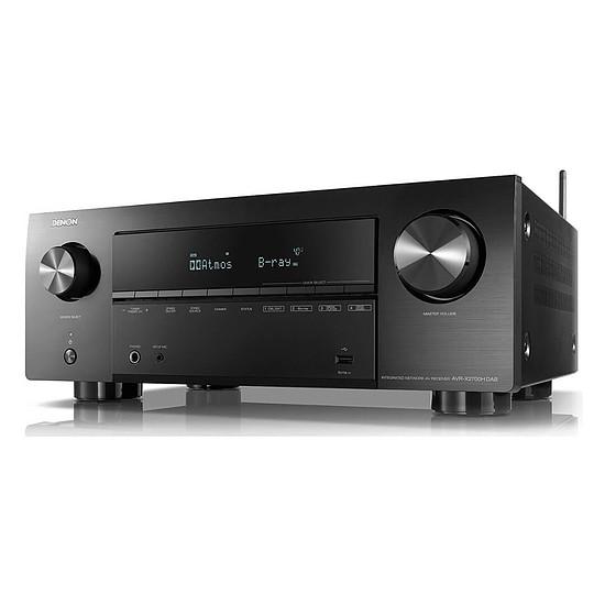 Ampli Home-Cinéma Denon AVR-X2700H Noir - Autre vue