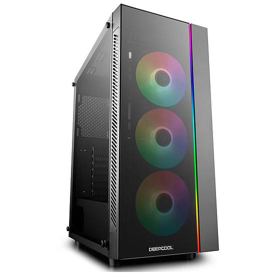 Boîtier PC DeepCool GamerStorm Matrexx 55 ADD-RGB 3F - Noir