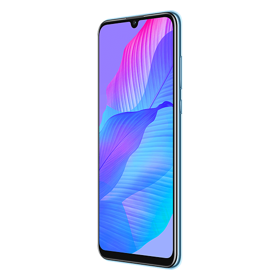 Smartphone et téléphone mobile Huawei P smart S Breathing Crystal - 128 Go - Autre vue