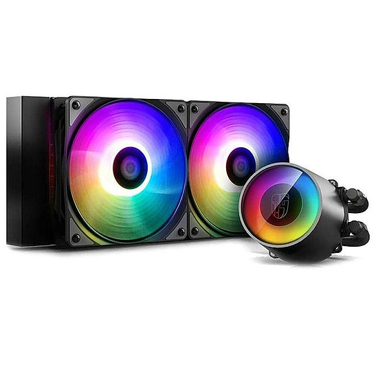 Refroidissement processeur Deepcool Gamer Storm Castle 240 RGB V2