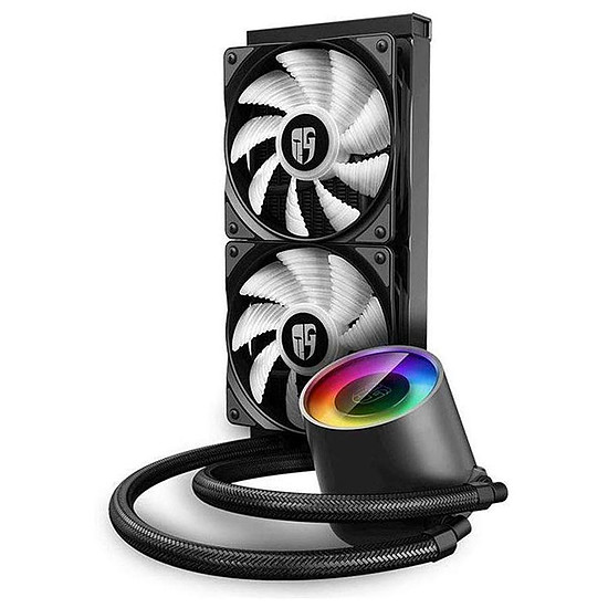 Refroidissement processeur Deepcool Gamer Storm Castle 240 RGB V2 - Autre vue