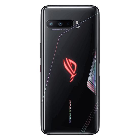 Smartphone et téléphone mobile ASUS ROG Phone III (3) (noir) - 512 Go - 16 Go + ASUS ROG Cetra core - Autre vue