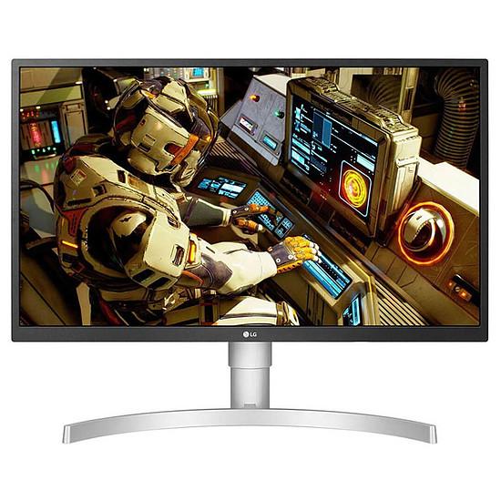 Écran PC LG 27UL550-W