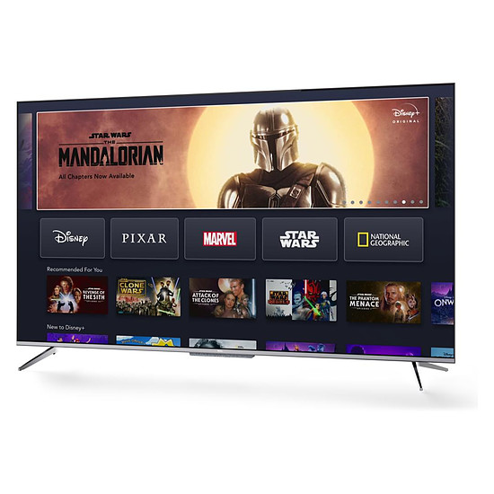 TV TCL 43P716 - TV 4K UHD HDR - 108 cm