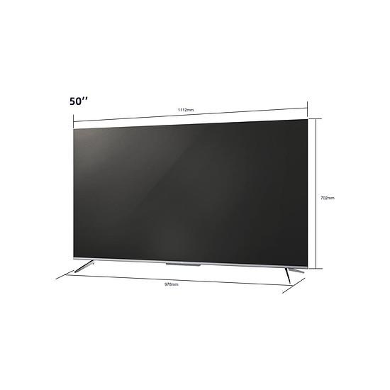 TV TCL 50P716 - TV 4K UHD HDR - 126 cm - Autre vue