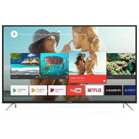TV Thomson 55UZ7000 - TV 4K UHD HDR - 139 cm