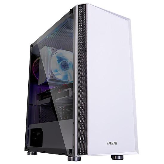 Boîtier PC Zalman R2 - Blanc